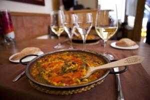 Arrosseria Xàtiva: la paella en estado puro