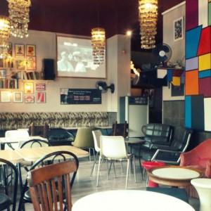 Bar Châtelet: atmósfera afrancesada en Gràcia