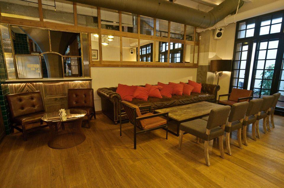 Casa paloma la nueva steak house de barcelona in and for Pisos asiaticas barcelona