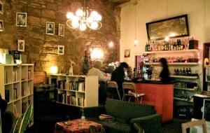 Lilipep: café y libros en el Born