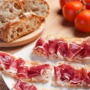 Xarcuteria Andreu: uno de los mejores bocadillos de jamón de Barcelona