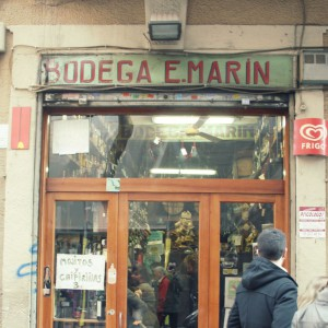 Bodega E.Marín: patrimonio vermut de Gràcia