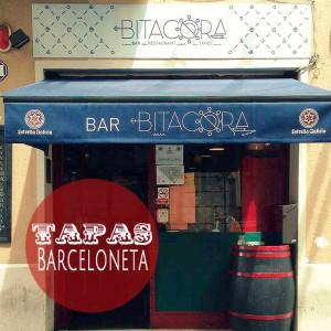 Bitácora: tapas a bordo de la Barceloneta