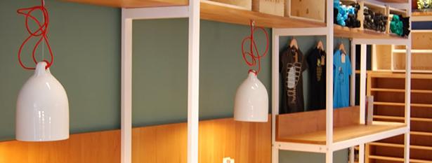 Interior de Fast Vínic