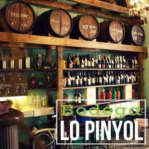Lo Pinyol: bodeguismo renovado en Gracia