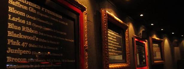 Interior Entresòl bar