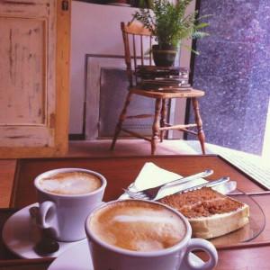 Babelia Books & Coffee: la librería-cafetería de Sant Antoni