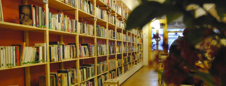 Librerías de Babelia Books & Café