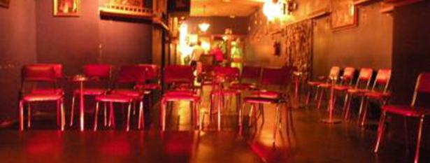 Interior de El Cangrejo