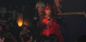 Show drag de El Cangrejo