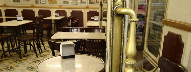 Interior de Granja Viader