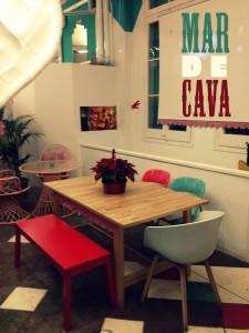 Mar de Cava: una tienda la mar de bonita