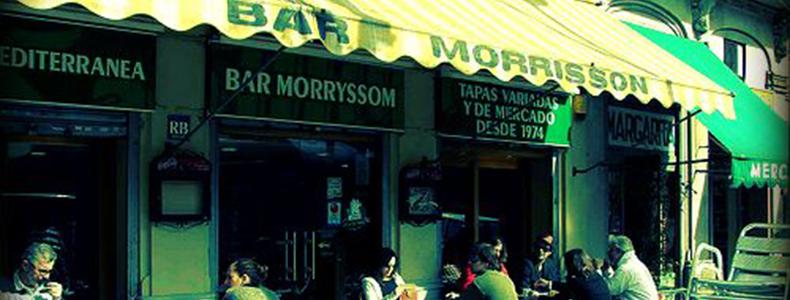 Bar Morryssom