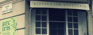 Arc Iris restaurante vegetariano