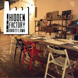 Hidden Factory: la fábrica de sabrosas experiencias en el Raval