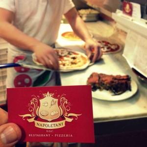 Napoletani DOC: pizzas denominación de origen