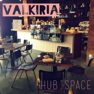 Valkiria Hub Space: el núcleo multidisciplinar de Poblenou