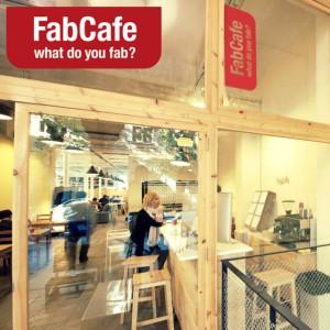 Fabcafé: tomando café e imprimiendo 3D
