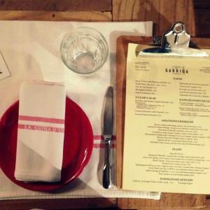 La Cuina d'en Garriga: la tienda-gourmet convertida en restaurante