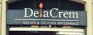 Heladeria Delacrem Barcelona