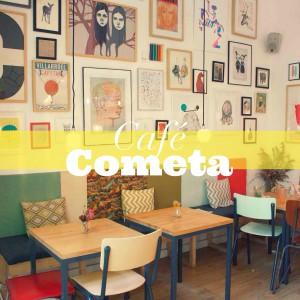 Café Cometa: el universo Cosmo sigue en expansión