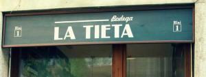 Bodega La Tieta