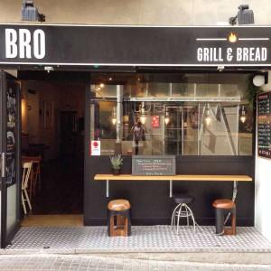 Bro: Barceloneta burgers