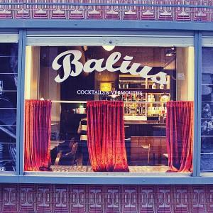 (ESP) Balius: la gastro-coctelería de Poblenou