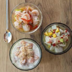Macondo: comida del caribe