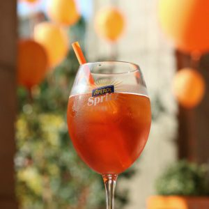 (ESP) Aperol Spritz Bar