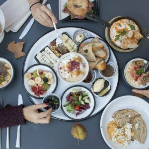 Pinhan Café: el jardín de las delicias