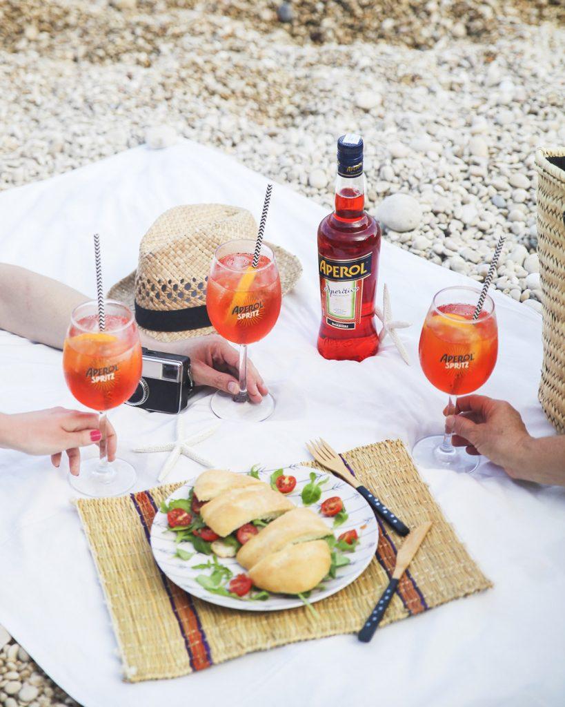 chiringuito party aperol spritz