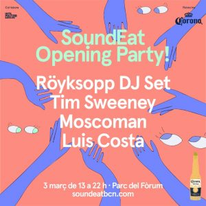 SoundEAT: music & street food