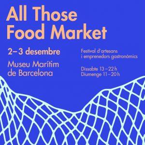 Taste All Those: artisan culinary market