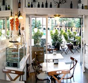 Café Clarés: desayunos parisinos en Barcelona