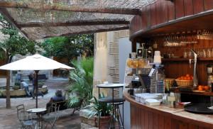 Cafè d'Estiu (Museu Frederic Marès): oasis de paz e historia en el Gòtic