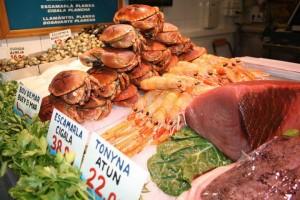 La Paradeta: el mercado de pescado hecho restaurante