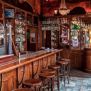 La Confiteria: la pastelería modernista transformada en bar
