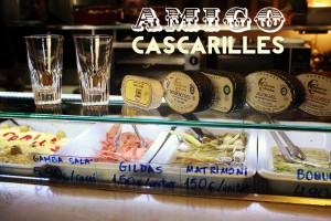Amigó Cascarilles: conservas, buen marisco y vermut en Sant Antoni