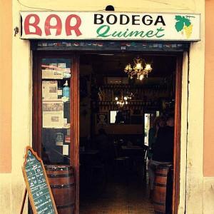 Bodega Quimet: la saga bodeguera de Gracia