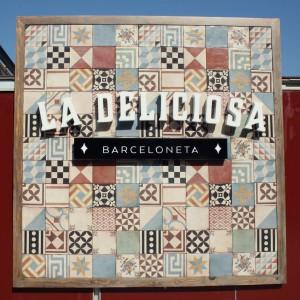 La Deliciosa: chiringuito-gastro en la playa Barceloneta