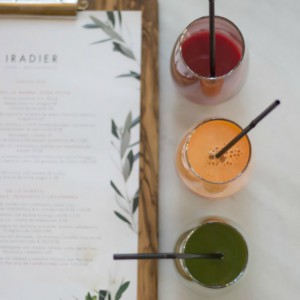 Iradier: el sabor asilvestrado
