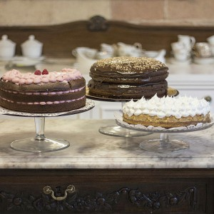 La Marquise Décadente: los nobles pasteles