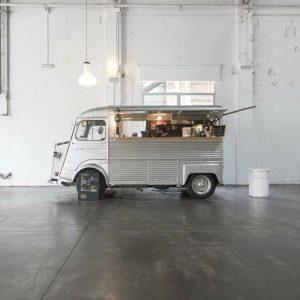 Skye Coffee: la cafetería sobre ruedas