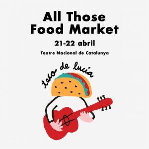 All Those Food Market: el mercado de artesanos culinarios