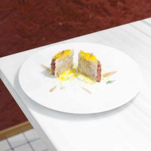 Due Spaghi: casa de comida italo-catalana